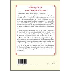 L'arche Sainte ou Le Guide du Franc-Maçon