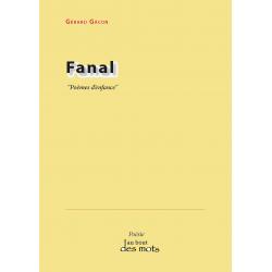 """Fanal - """"Poèmes d'enfance"""""""